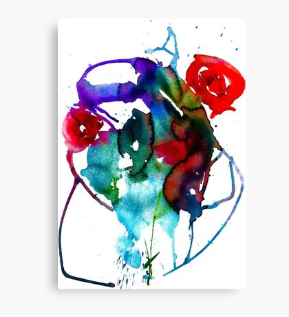 BAANTAL / Pollinate / Evolution Canvas Print