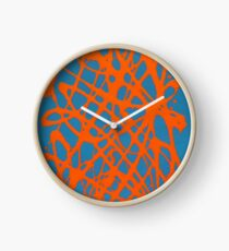 Paths Clock