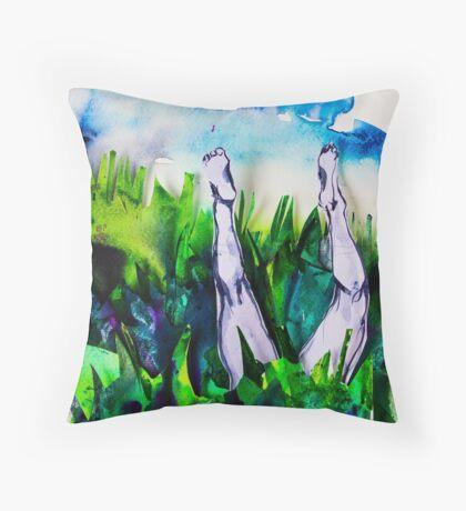 BAANTAL / Hominis / Desire #2 Throw Pillow