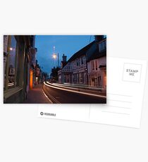 Whistable by night  Postcards