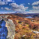 Quinag  Nedd by Alexander Mcrobbie-Munro