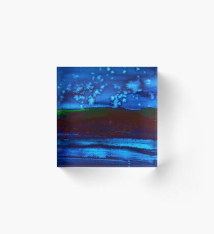 BAANTAL / Night Acrylic Block