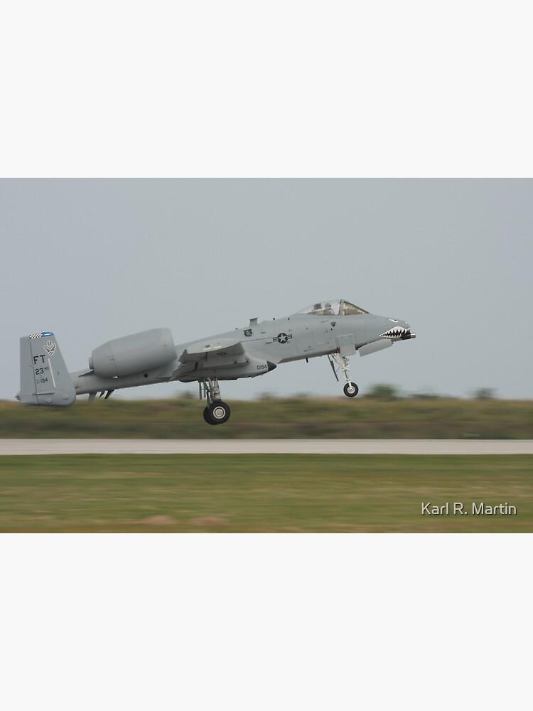 A-10 Thunderbolt by SirEagle