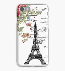 Paris Eiffel Tower iPhone Case/Skin