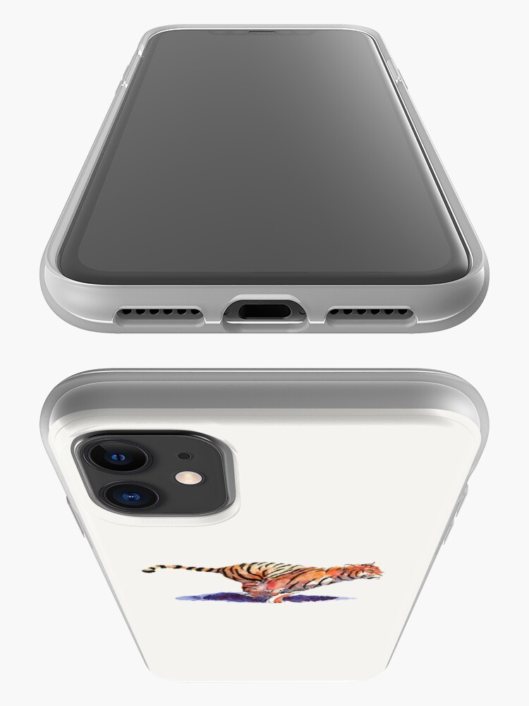 Alternate view of The Tiger iPhone Case & Cover