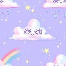 Cloudy Kawaii by Paisley Hansen