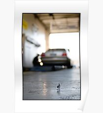 Auto Technician Poster