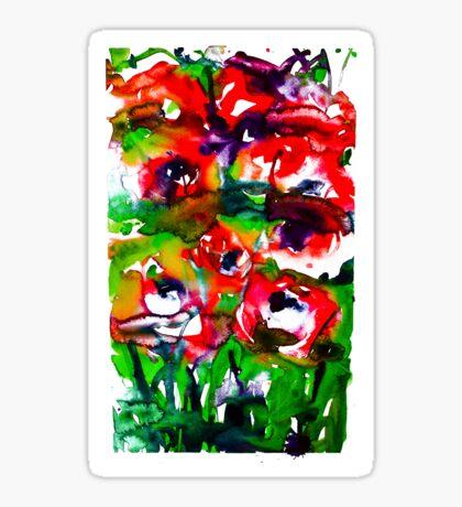 BAANTAL / Pollinate / Lust #2 Glossy Sticker