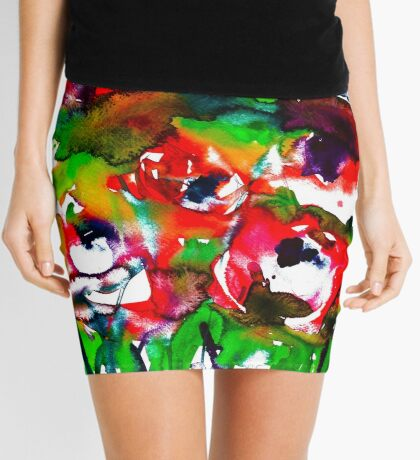 BAANTAL / Pollinate / Lust #2 Mini Skirt