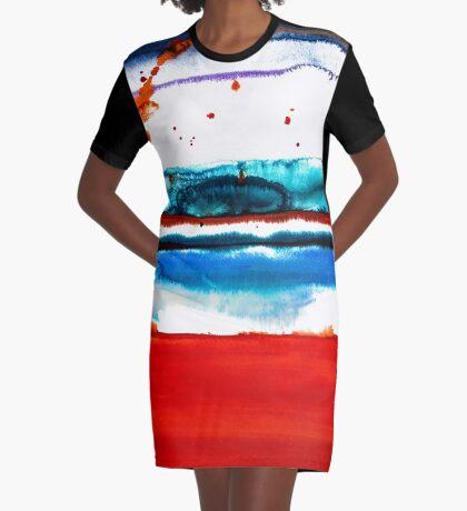 BAANTAL / Day Graphic T-Shirt Dress
