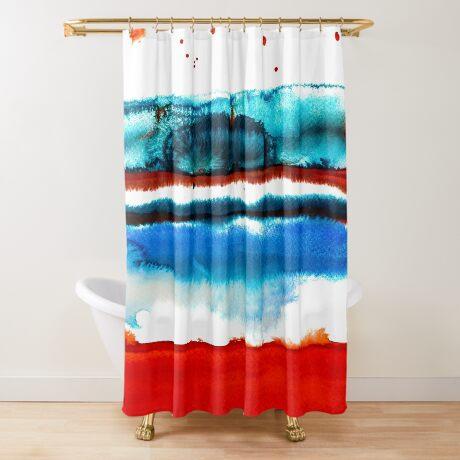 BAANTAL / Day Shower Curtain