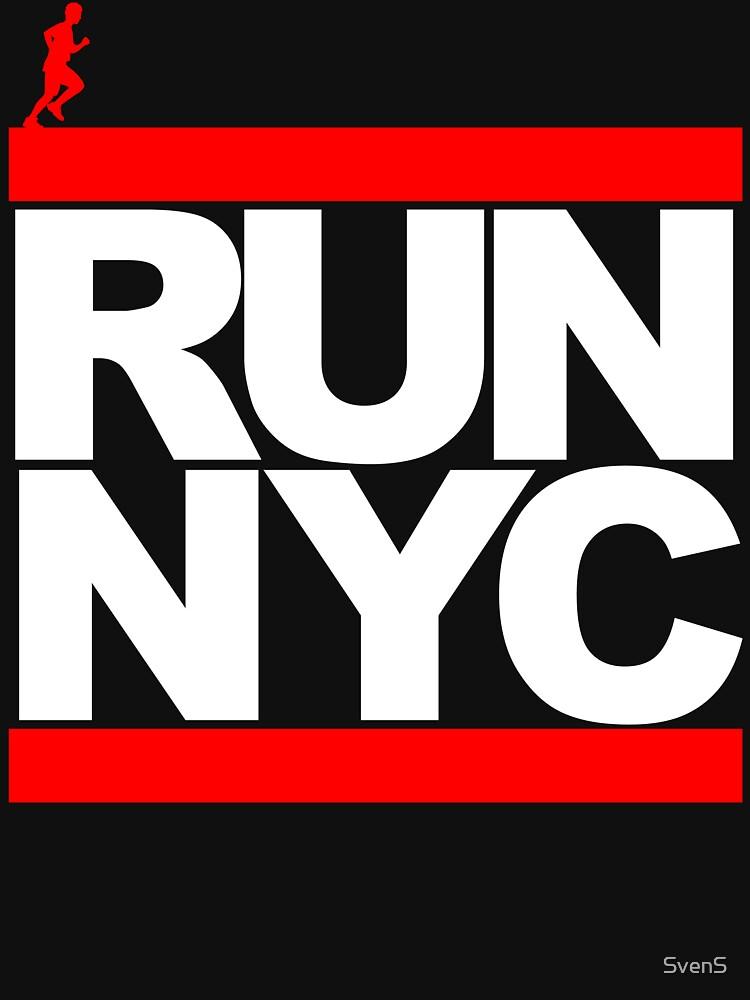 Run NYC de SvenS