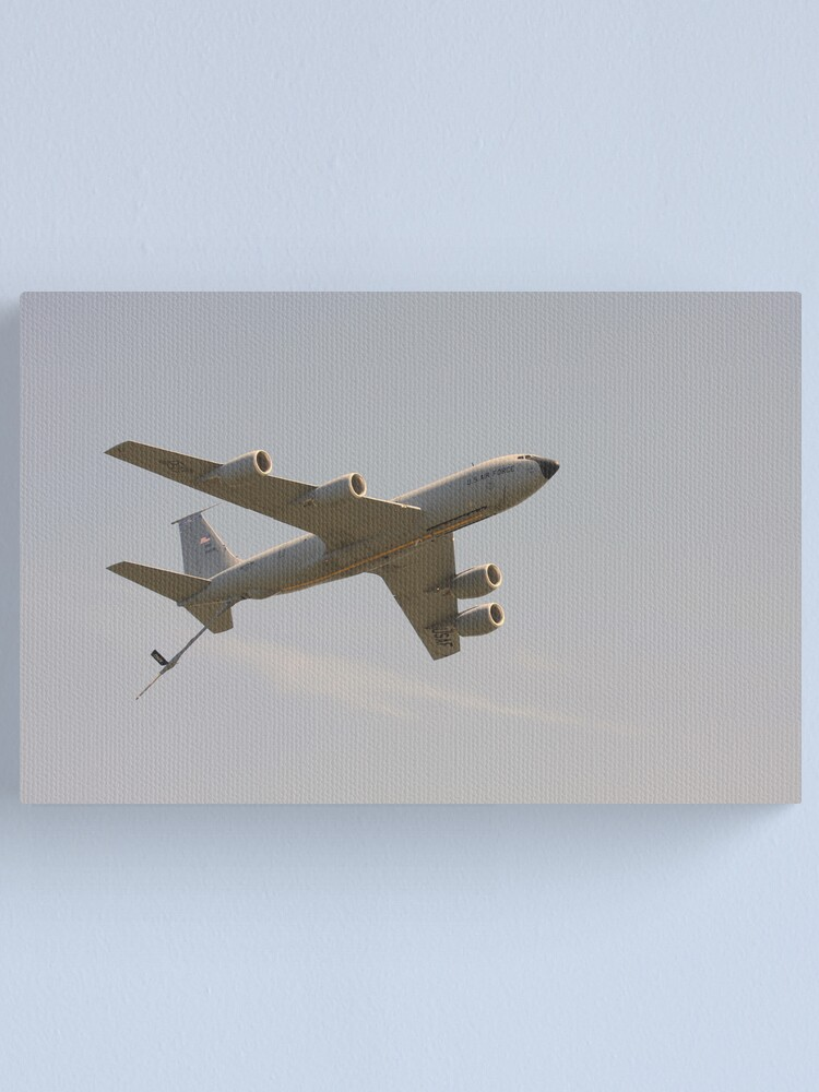 Alternate view of KC-135 Stratotanker Canvas Print