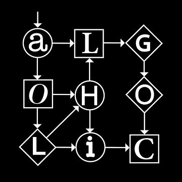 Algoholic by SymbolGrafix
