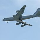 KC-135 Stratotanker by Karl R. Martin