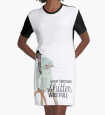 Cousin Eddie: Merry Christmas Graphic T-Shirt Dress