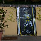 War In The World Graffiti by RebeccaWeston