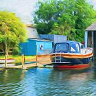 Boating by Sue Martin