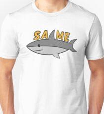 """""""dasselbe"""" (Haifisch) Hemd Unisex T-Shirt"""
