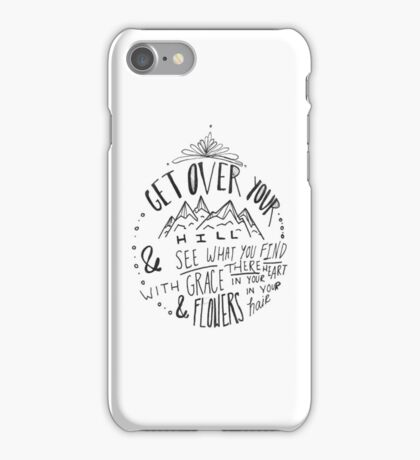 After the Storm lyrics iPhone Case/Skin