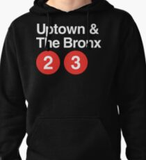 Uptown & The Bronx Pullover Hoodie