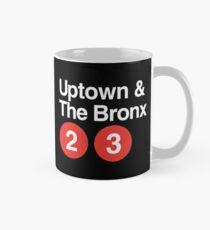 Uptown & The Bronx Mug