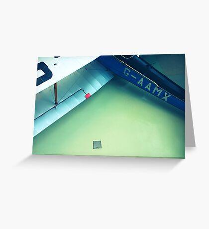 drain Greeting Card