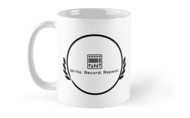 Music Recording Studio Musician Songwriter Producer  by TuneShirts