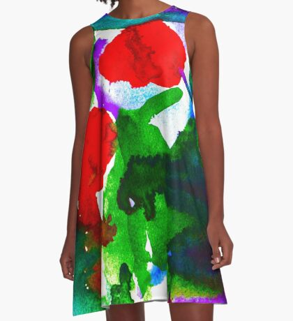 BAANTAL / Pollinate / Evolution #2 A-Line Dress