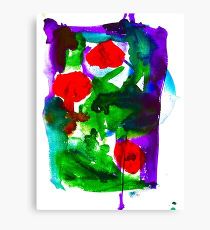 BAANTAL / Pollinate / Evolution #2 Canvas Print