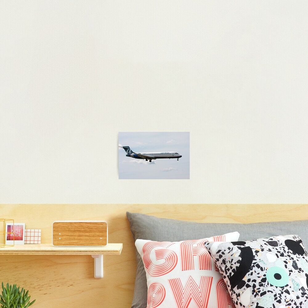 Boeing 717-200 Photographic Print