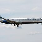 Boeing 717-200 by Karl R. Martin