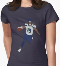 Shaquem Griffin Women s Fitted T-Shirt 9c0206064