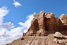 Red Rocks and Sky by Sun Dog Montana