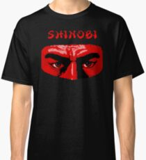 Shinobi - Eyes Classic T-Shirt
