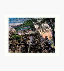 Empresses Summer Palace Art Print