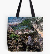 Empresses Summer Palace Tote Bag