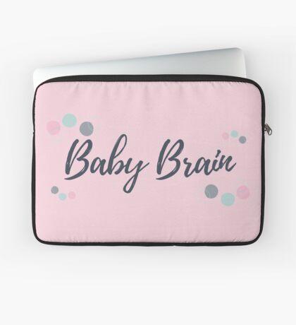 Baby Brain Laptop Sleeve