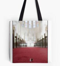 Wedding Couple Tote Bag