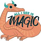 All I See is Magic by Jessie Hynes