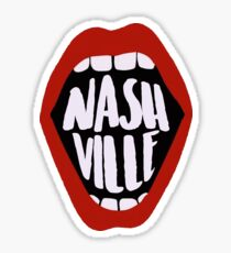 Nashville Sticker