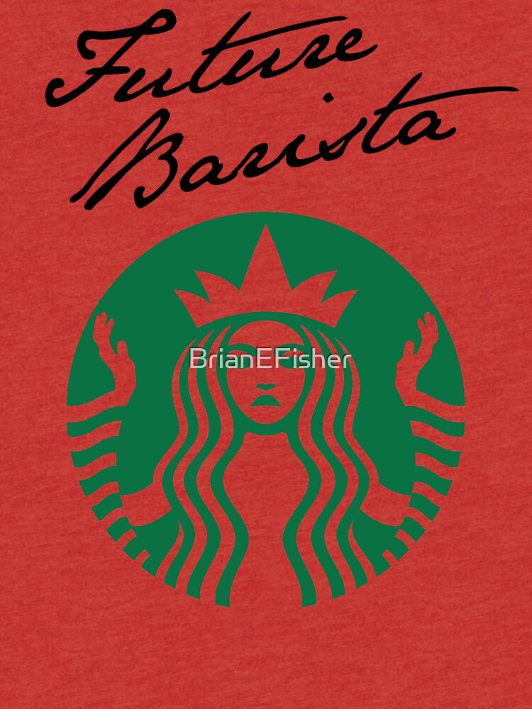 Future Barista by BrianEFisher