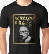Proud Notorious RBG Ruth Bader Ginsburg Unisex T-Shirt