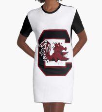 South Carolina Logo Graphic T-Shirt Dress
