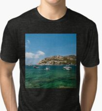 Majorca Tri-blend T-Shirt