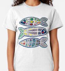 Three Sardines 1 Classic T-Shirt