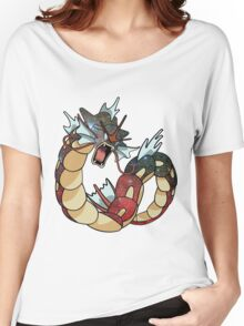 Gyarados - Pokemon Women's Relaxed Fit T-Shirt