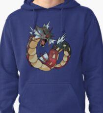 Gyarados - Pokemon Pullover Hoodie