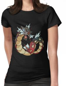 Gyarados - Pokemon Womens Fitted T-Shirt