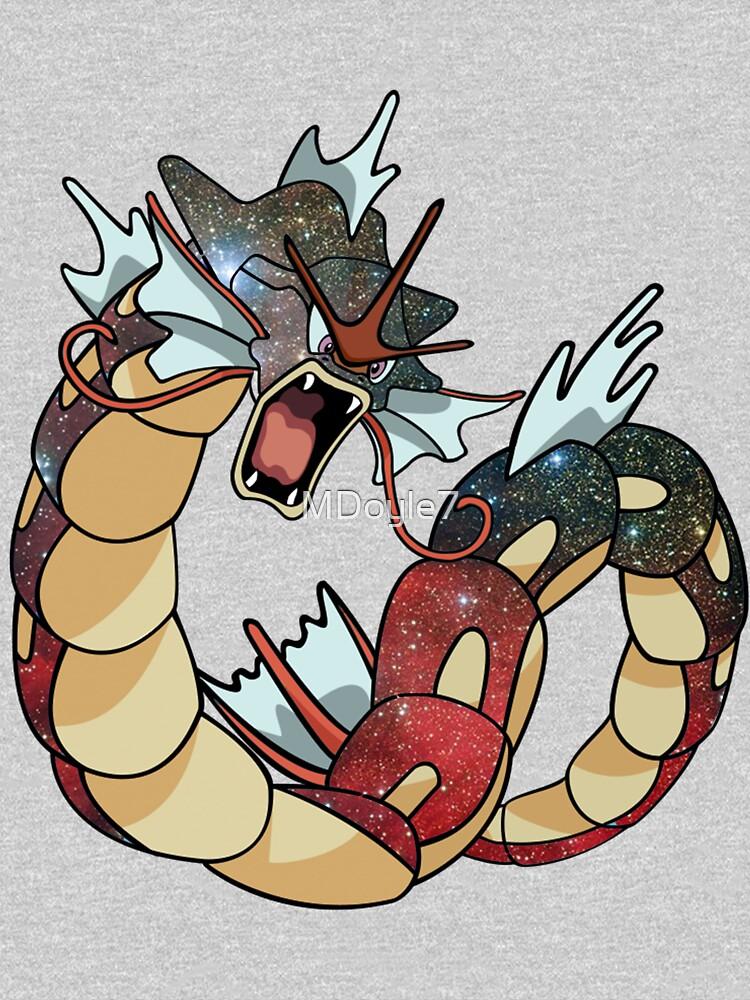 Gyarados - Pokemon by MDoyle7